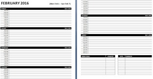 daily u0026 weekly ms word planner templates office templates online