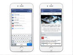 apple si e social messenger si aggiorna è ora possibile rispondere dalle