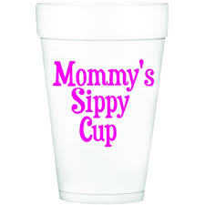 cool cups cool cups mommy s sippy cup foam cups the kitchen outlet