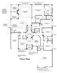 Grand Arena Grand West Floor Plan by Hasentree Executive Collection The Audubon Home Design