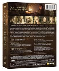 game of thrones complete fifth season 5 dvd box set u2013 sixfn media