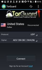 ip android how to add your dedicated or ip to tg android app