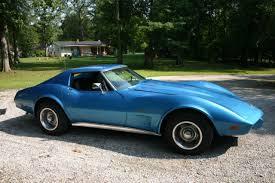1975 corvette stingray for sale chevrolet corvette stingray 1975 code 22 chevy corvette blue for