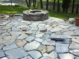 patio ideas backyard paver patio outdoor stone patio with