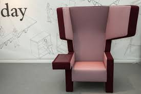 Trendy Armchairs More Privacy Seating Ideas For Trendy Offices