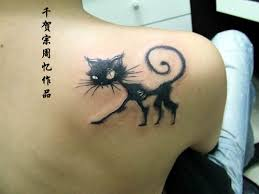 cat tattoo designs kuch khaas