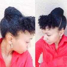 youtube hairstyles for medium hair length natural updos for medium length hair 1 puff 3 ways medium length