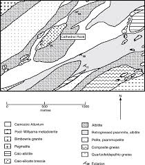 hydrothermal brecciation due to fluid pressure fluctuations