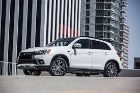 mitsubishi outlander sport 2016 2018 mitsubishi outlander sport receives subtle upgrades the drive