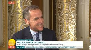 Daily Express News Desk Ridiculous U0027 Gmb Blasted For Interrupting Mark Carney On Brexit For