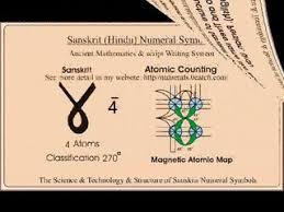 how originated the sanskrit numeral symbols dailymotion