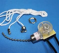 Ceiling Fan Light Pull Chain Switch Zing Ear Ze 109 Pull Switch Cord Chain Light L Ceiling Fan