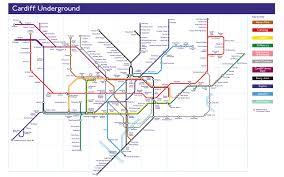 Underground Map Cardiff Underground Plan What U0027s Your Opinion Intercardiff