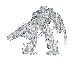Transformers Coloring Pages Transformers Coloring Pages Transformer Color Page