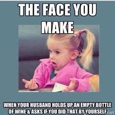 Wine Meme - 34 memes that will make you want a glass of wine right now virascoop