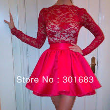 popular red short cocktail gown lace kids u0027 party dress long