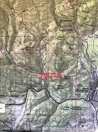Wyoming Wildfires Map Lightner Creek Fire 406 Acres Burned 170 Homes Evacuated 89
