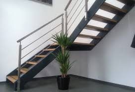 Steel Handrails For Steps Stainless Steel Railing Cable Indoor For Stairs Square
