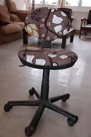 mettre sur le bureau diy relooker une chaise de bureau unik
