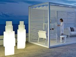 mobilier exterieur design cubos accessoires u0026 mobilier de jardin design
