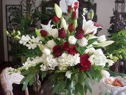 White Floral Arrangements Centerpieces by Red And White Flower Centerpieces Home Design Ideas