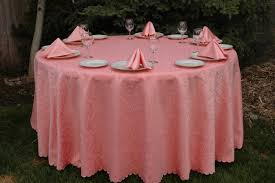 pink utah linens tablecloths purely linens