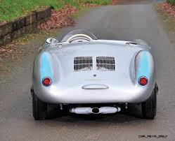 classic porsche spyder this 1955 porsche 550 spyder is worth 4k per pound