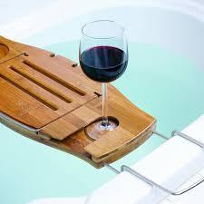 umbra aquala bathtub caddy 5 bamboo bathtub caddies that you can buy right now