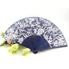 wedding fans in bulk wedding fans wooden fans chinese silk flower fans bridal party fans