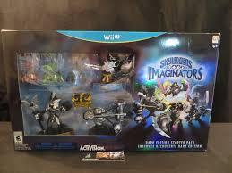 skylanders imaginators black friday amazon skylanders imaginators dark edition with dark crystal wii u