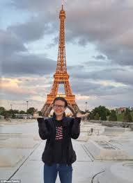 Iowa traveling around the world images Iowa teen girl going deaf and blind fulfills her european bucket jpg