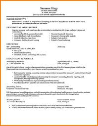 examples of successful resumes resume example and free resume maker
