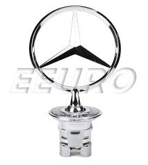 2108800186 genuine mercedes emblem free shipping available