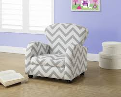 Chevron Armchair Amazon Com Monarch Juvenile Chair Grey White Kitchen U0026 Dining