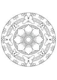 designs coloring pages mandala designs coloring pages size of