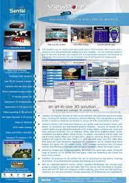 sentel advance home 3d digital sigange and advanced information