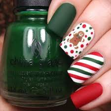 251 best christmas nails images on pinterest holiday nails