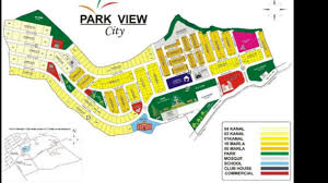 Islamabad Map Park View City Islamabad By Aleem Khan Pti Booking Open
