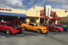 mustang restaurants ponies the palms central florida mustang rod