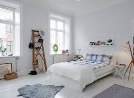 Extraordinary Scandinavian Bedrooms Has White Interior Design - Scandinavian bedrooms