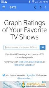tv shows apk brts best ratings tv shows apk free entertainment app