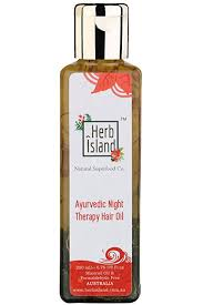 mineral oil ls for sale buy herb island ayurvedic night therapy hair oil blend of 5 oils