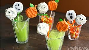halloween cookie pops that are seriously cute and seriously easy
