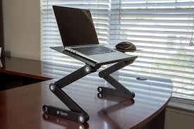 Desk Laptop Executive Office Solutions Portable Adjustable