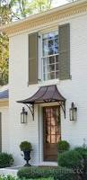 25 best front door awning ideas on pinterest metal awning
