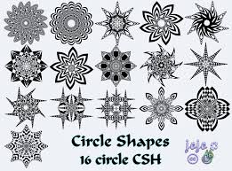csh shapes favourites by lavandalu on deviantart