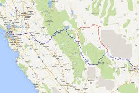 Las Vegas Neighborhood Map by San Francisco To Las Vegas All Ways To Make The Trip