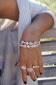 rose bracelet charm images 1290 best pandora bracelets and charms images jewel jpg