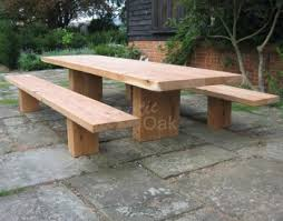 Rustic Oak Bench Rustic Oak Furniture Your Chelmsford
