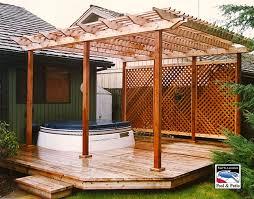 decks and patio construction eugene oregon